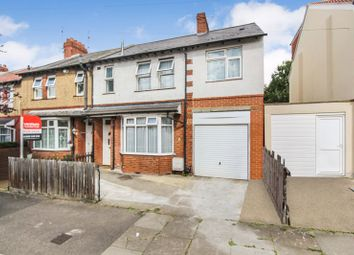 Thumbnail 4 bed end terrace house for sale in St. Catherines Avenue, Luton