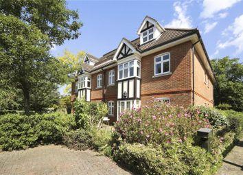 Thumbnail 2 bedroom flat for sale in Balfour Road, Weybridge, Surrey