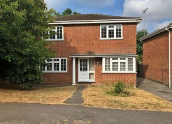 4 bed detached house to rent in Brunswick Drive, Brookwood, Woking GU24