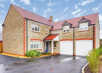 Thumbnail 5 bed detached house for sale in Muntjac Road, Langford
