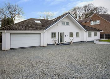 Thumbnail 3 bed detached bungalow for sale in Waterson Close, Mansfield