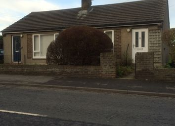 Thumbnail 1 bed bungalow to rent in Tofthill, Bishop Auckland County Durham