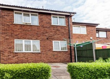Thumbnail 1 bedroom end terrace house for sale in Laithwaite Close, Leicester
