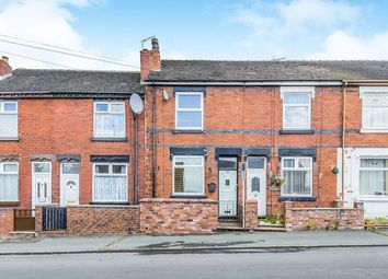 Thumbnail 3 bed terraced house for sale in Whitfield Road, Stoke-On-Trent