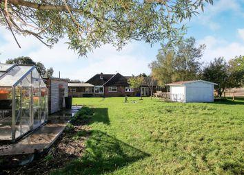 6 bed detached bungalow for sale in Bridgehill Road, Newborough, Peterborough PE6