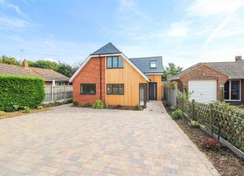 Thumbnail 3 bed detached house for sale in Rose Acre Road, Littlebourne, Canterbury