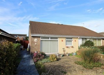 Thumbnail 2 bed semi-detached bungalow for sale in Westmoor Close, Newport