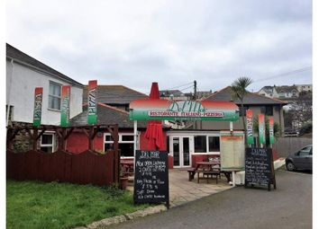 Thumbnail Restaurant/cafe for sale in Del Mar, Perranporth
