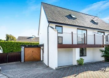 Thumbnail 4 bed end terrace house for sale in Cae Du Village, Abersoch, Gwynedd