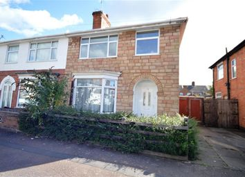 Thumbnail 3 bed semi-detached house to rent in Albion Street, Wigston