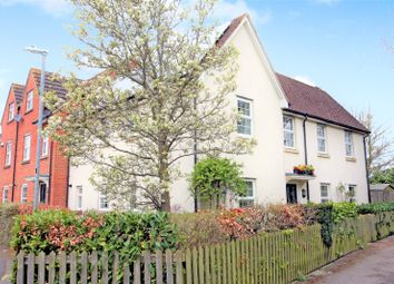 Thumbnail 4 bed link-detached house for sale in Festival Close, Devizes
