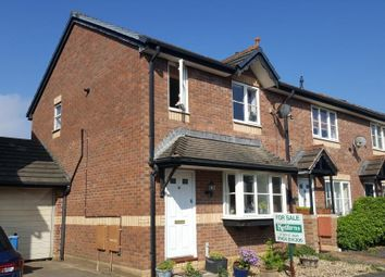 Thumbnail 3 bedroom end terrace house for sale in The Signals, Feniton, Honiton