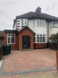 Thumbnail 2 bed semi-detached house to rent in Great North Way, Hendon