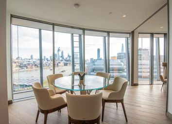 Thumbnail 3 bed flat to rent in One Blackfriars, London