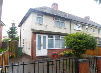Thumbnail 3 bed semi-detached house for sale in Valley Road, Bearwood, Smethwick