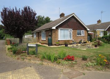 Thumbnail 2 bedroom detached bungalow for sale in Rye Close, Shouldham, King's Lynn