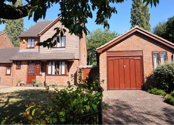 Thumbnail 4 bed link-detached house for sale in Fishers Close, Bushey