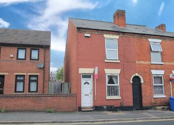 Thumbnail 3 bed end terrace house for sale in Douglas Street, Derby