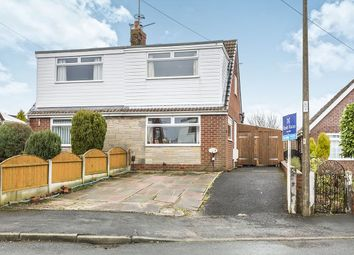 Thumbnail 2 bed semi-detached house for sale in Smithills Close, Chorley