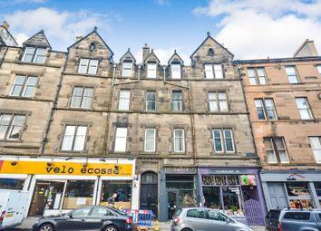 Thumbnail 2 bed flat for sale in Bruntsfield Place, Edinburgh
