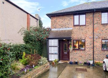 Thumbnail 2 bed end terrace house for sale in Broomhills, Betsham Road, Southfleet, Gravesend