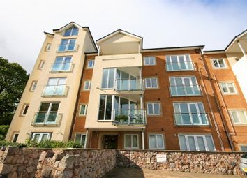 Thumbnail 1 bed flat for sale in Marine View Apartments, Marine Road, Rhos-On-Sea