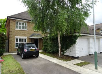 Thumbnail 4 bed detached house to rent in Blanchard Mews, Harold Wood