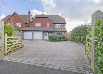 Thumbnail 6 bed detached house for sale in One O'clock Lane, Burgess Hill