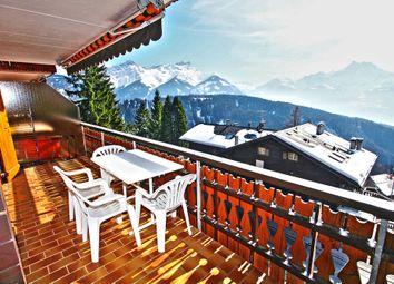 Thumbnail 3 bed apartment for sale in Le President Residential Chalet - Villars-Sur-Ollon, Vaud, Switzerland