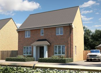 "Thumbnail 4 bed detached house for sale in ""The Arlington"" at Oakley Wood Road, Bishops Tachbrook, Leamington Spa"