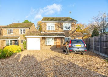 Thumbnail 4 bed detached house for sale in Broomhall Lane, Sunningdale, Berkshire