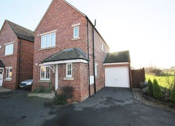 Thumbnail 3 bed detached house to rent in Rowan Court, Selby