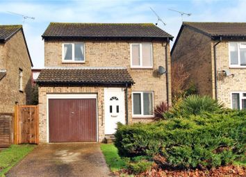 Thumbnail 3 bed detached house for sale in Genoa Close, Littlehampton