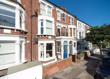 Thumbnail 3 bed flat to rent in Leathwaite Road, London