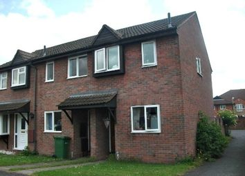 Thumbnail 2 bed end terrace house to rent in Gladstone Drive, Hereford