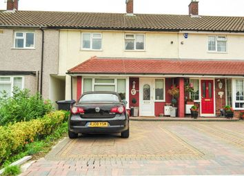Thumbnail 2 bed terraced house for sale in Vicarage Wood, Harlow, Essex