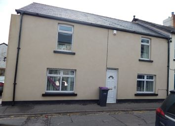 Thumbnail 4 bed end terrace house for sale in Queen Street, Blaenavon, Pontypool