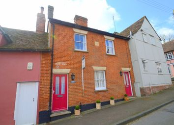 Thumbnail 3 bed terraced house for sale in Prentice Street, Lavenham, Sudbury