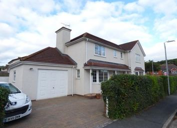 Thumbnail 4 bed detached house for sale in Dol Hudol, Llandudno Junction, Conwy