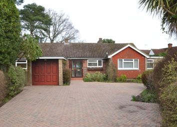 Thumbnail 4 bed detached bungalow for sale in Hurst Way, Pyrford