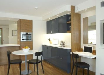 Thumbnail 1 bed flat to rent in Turnmill Street, London