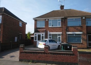 Thumbnail 3 bed semi-detached house to rent in Charlewood Road, Coventry