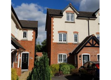 Thumbnail 3 bed town house for sale in Marl Close, Northwich