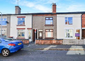 Thumbnail 2 bed terraced house for sale in Park Street, Sutton In Ashfield, Nottinghamshire, Notts