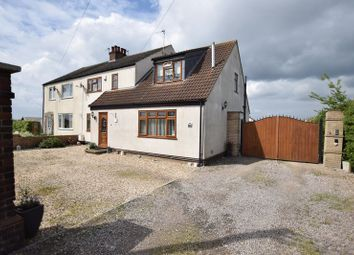 Thumbnail 4 bed semi-detached house for sale in Brant Road, Waddington, Lincoln