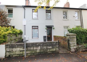 Thumbnail 3 bed terraced house for sale in Severn Grove, Pontcanna, Cardiff
