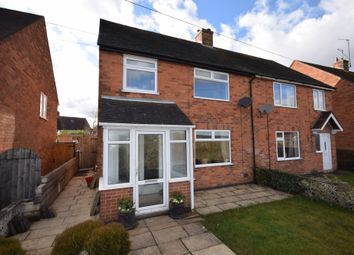 Thumbnail 3 bed semi-detached house for sale in East View, Mayfield, Ashbourne