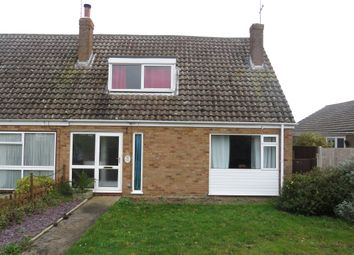 Thumbnail 3 bed bungalow for sale in Manor Walk, Kessingland, Lowestoft