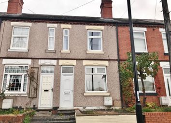 Thumbnail 4 bed terraced house to rent in Woodway Lane, Walsgrave, Coventry