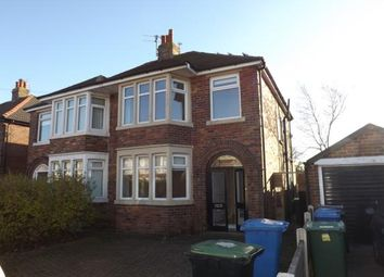 Thumbnail 3 bed semi-detached house for sale in Hawthorne Grove, Poulton-Le-Fylde, Lancashire, United Kingdom